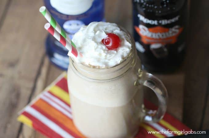Root Beer Float Cocktail - Feature 4