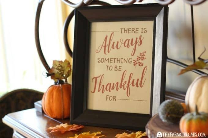 Always Thankful Printable - Feature 1