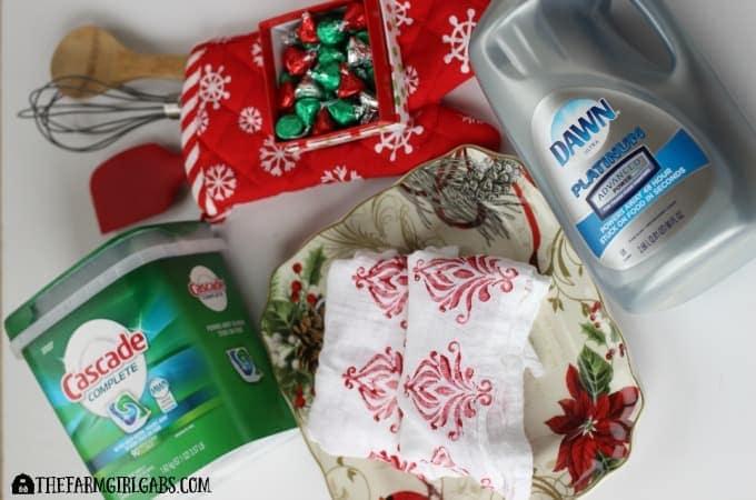 Yuletide Greetings Hostess Gift 1