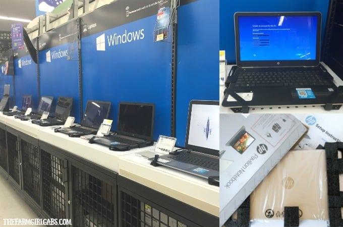HP Pavillion Notebook - WalMart