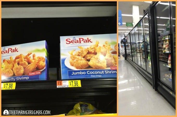 SeaPak Walmart
