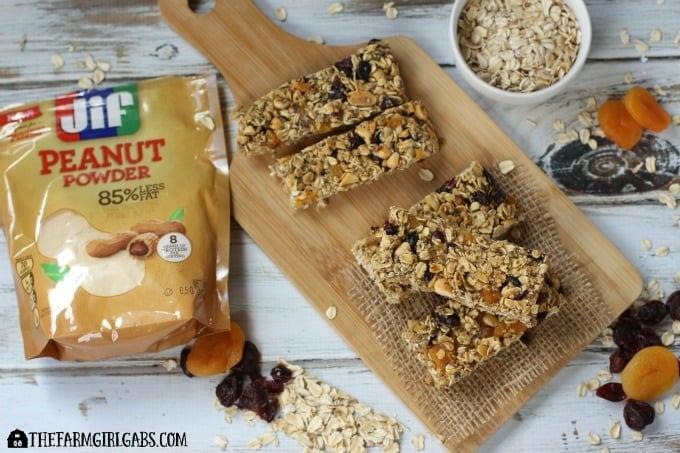 Fruit & Nut Bars - Feature 2