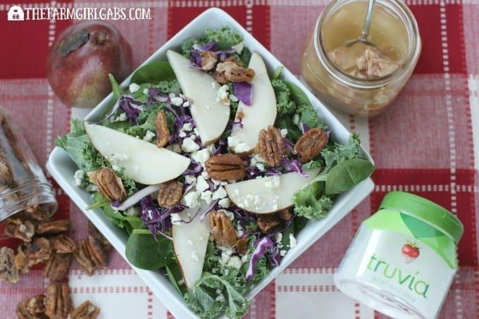 Winter Salad - Feature 2