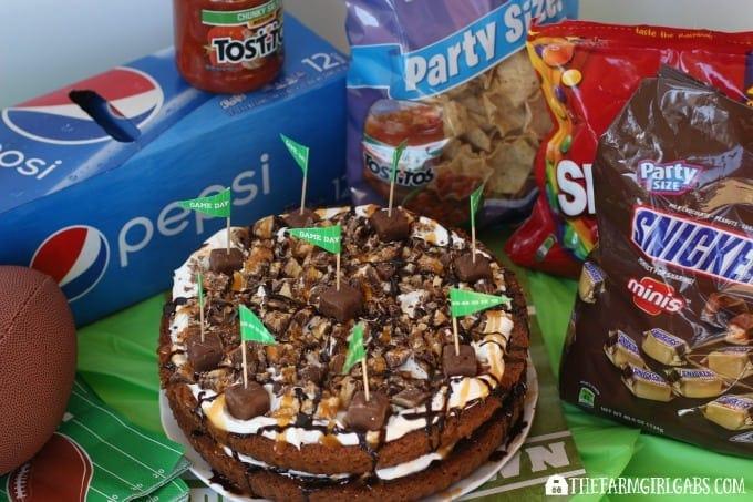 SNICKERS® Chocolate Dream Dessert - feature 2