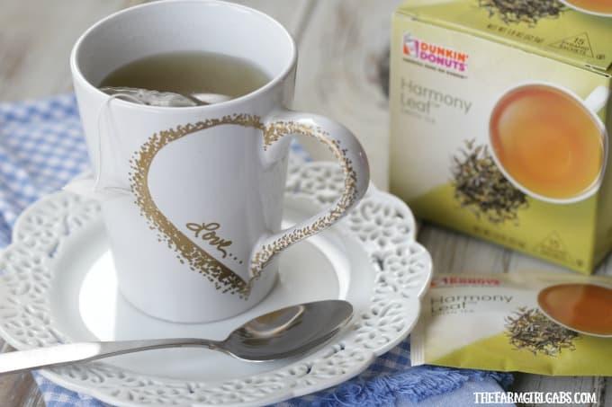 DIY Valentine Heart Mug