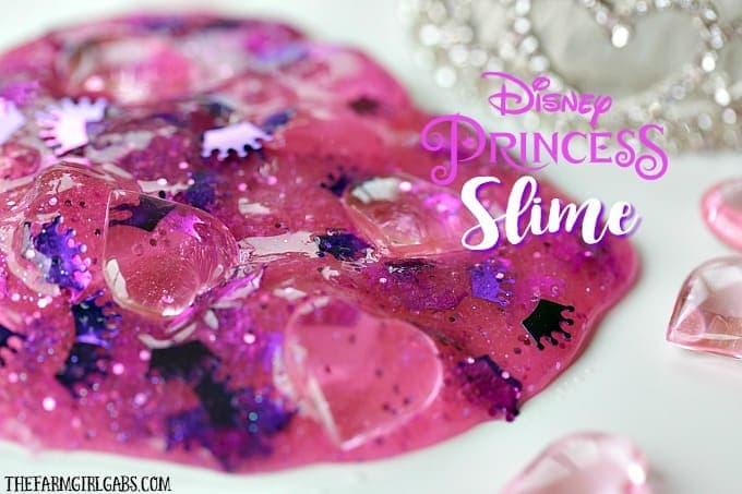 Disney Princess Slime