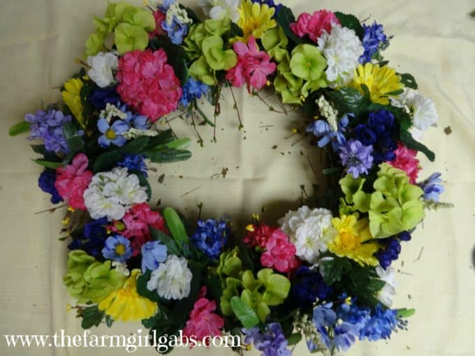 How To Make The Perfect Grapevine Wreath