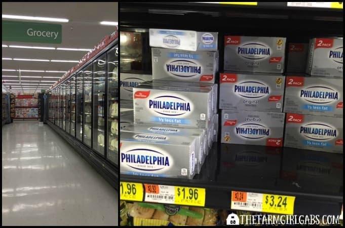 Cannoli Cheeseball Walmart