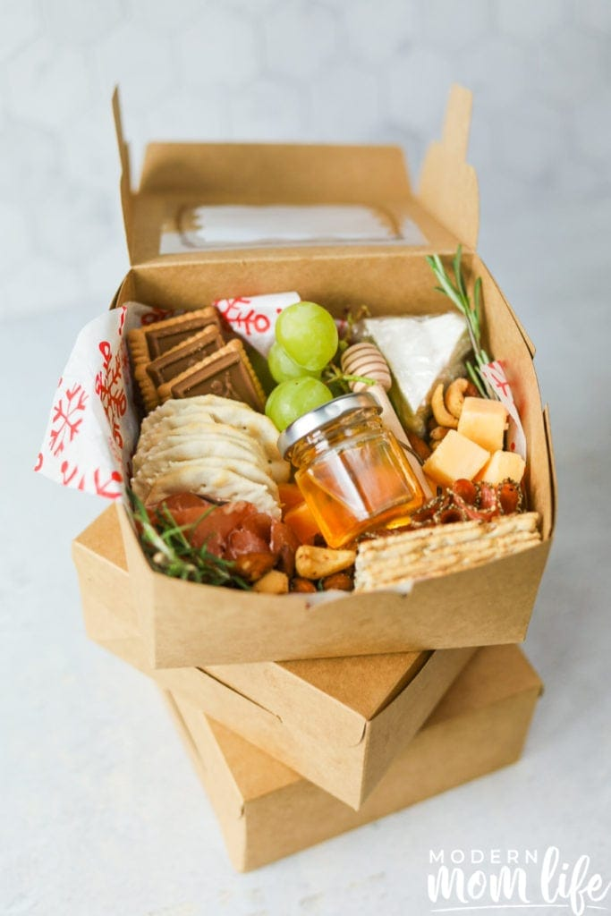 DIY Charcuterie Gifts