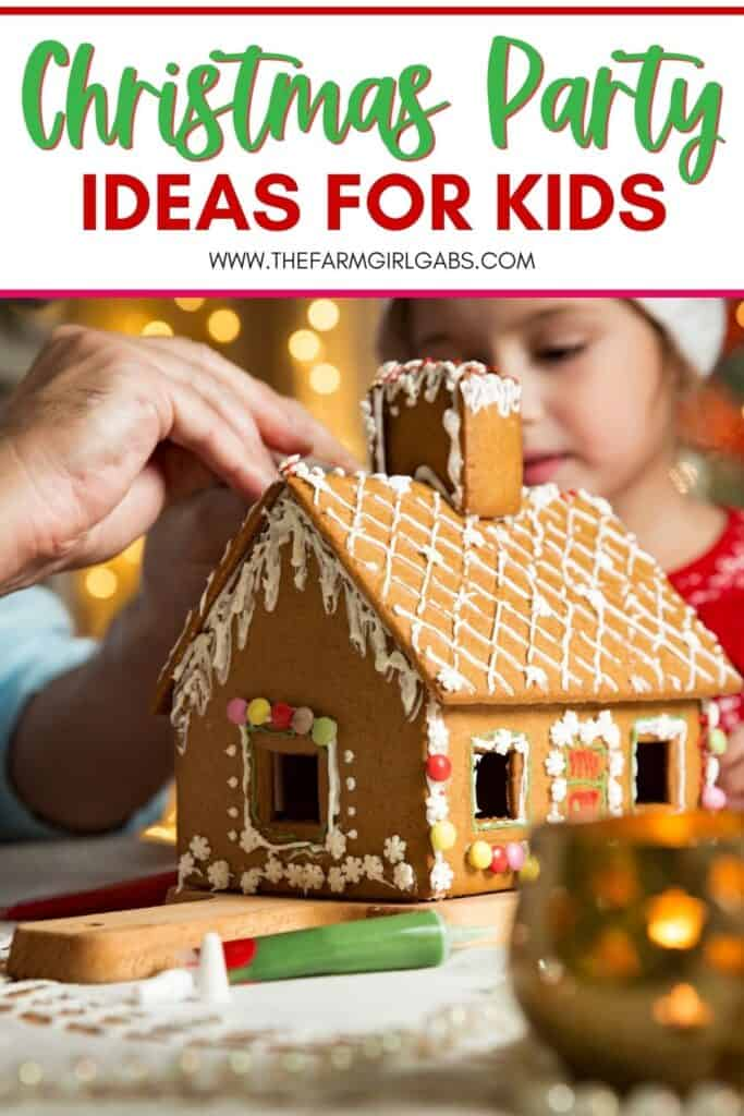 Whether you are planning a party for the kids at school, or a fun event in your home, here are some great fun Christmas Party Ideas For Kids.