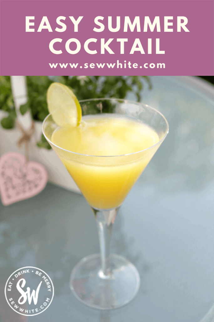 easy summer cocktail