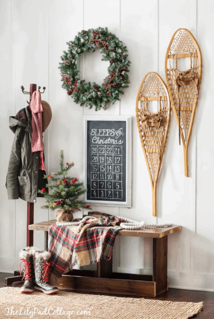 Christmas Entry