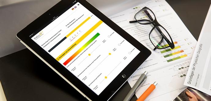 Evasys survey automation software