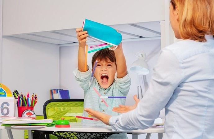 Behavioural Modification, Psychologist, anger