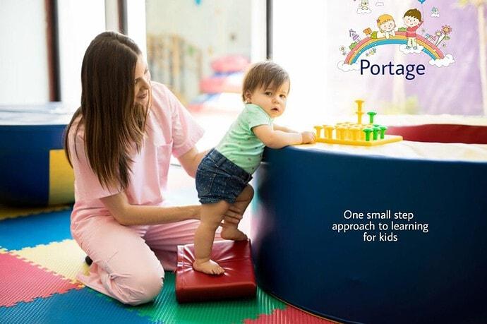 Portage training, child psychology, child skills, memory skills, physical skills, communication skills