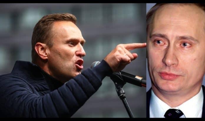 Navalny - Putin
