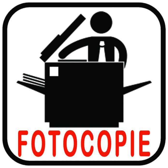 fotocopie a colori