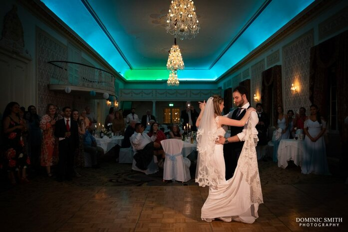 First Dance at the Old Ship Hotel, Brighton 1
