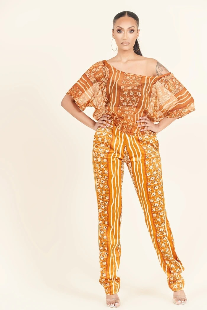 Silk Bella Pants are simple gorgeous to have