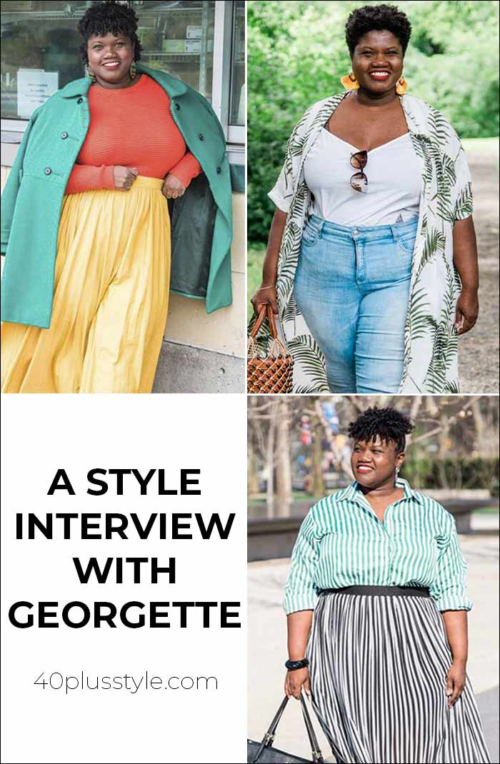 A style interview with Georgette   40plusstyle.com