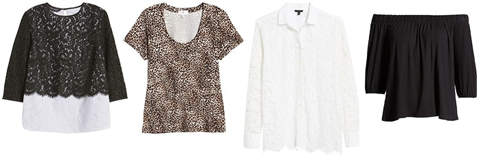 tops for the glamorous style personality   40plusstyle.com