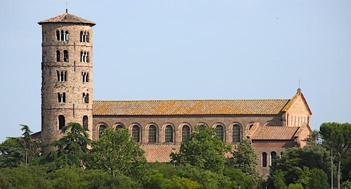 ラヴェンナのサンタポリナーレ聖堂