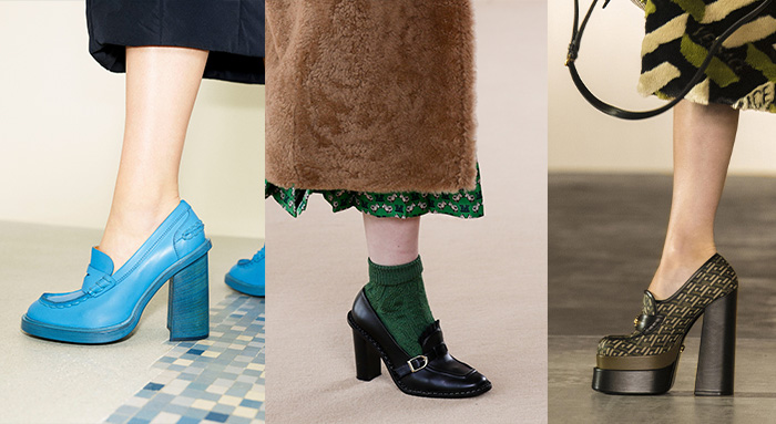 Heeled loafers for 2021 | 40plusstyle.com