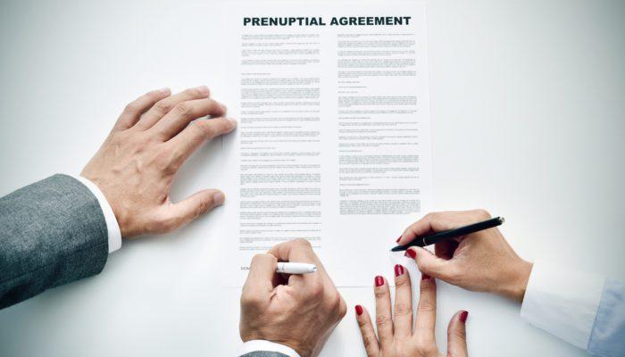 premarital agreement in Florida