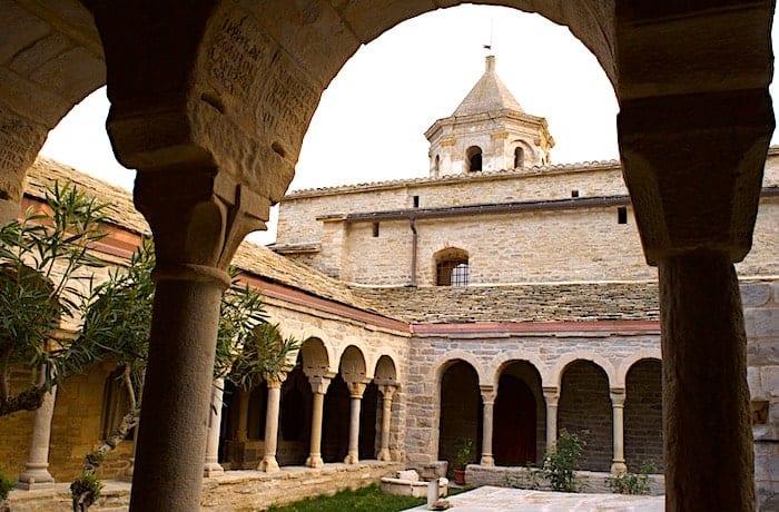 サン・ビセンテ大聖堂の回廊の画像