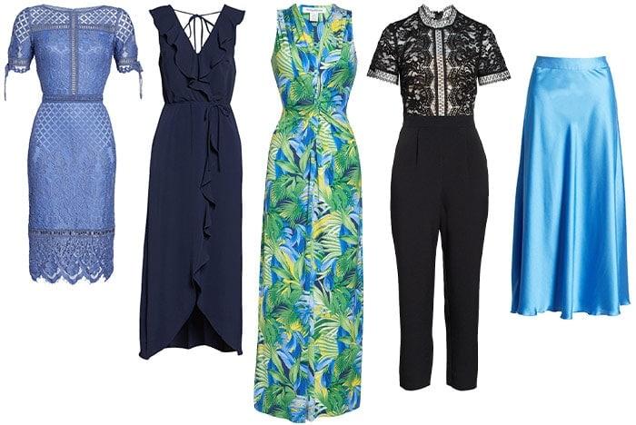 Glamorous dresses and glamorous jumpsuit ideas   40plusstyle.com