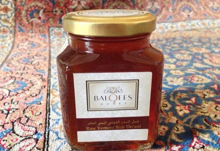 バルキーズの蜂蜜