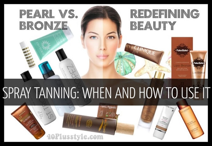 Spray tanning: a comprehensive guide