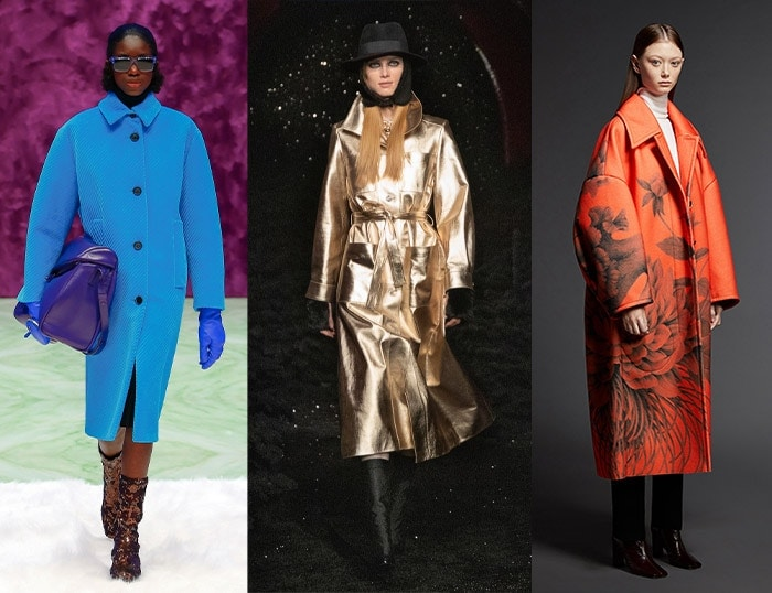 Bold coat trends for winter 2021 | 40plusstyle.com