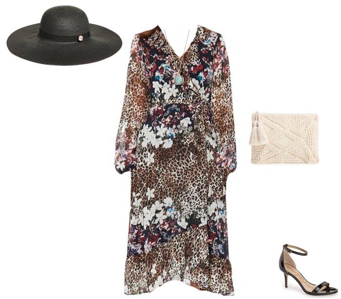 Summer dress - 5 chic ways to wear leopard print in summer   40plusstyle.com