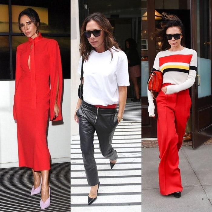 Victoria Beckham style | fashion over 40 | style | fashion | 40plusstyle.com