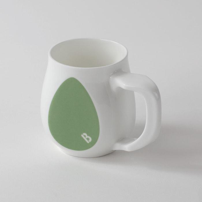 Buddy Mugs Youthful Green