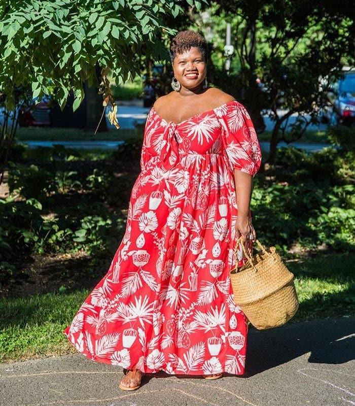 flattering dresses for the apple body shape   40plusstyle.com