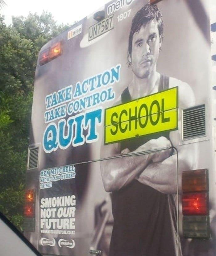 Worst Design Fails - School Edition