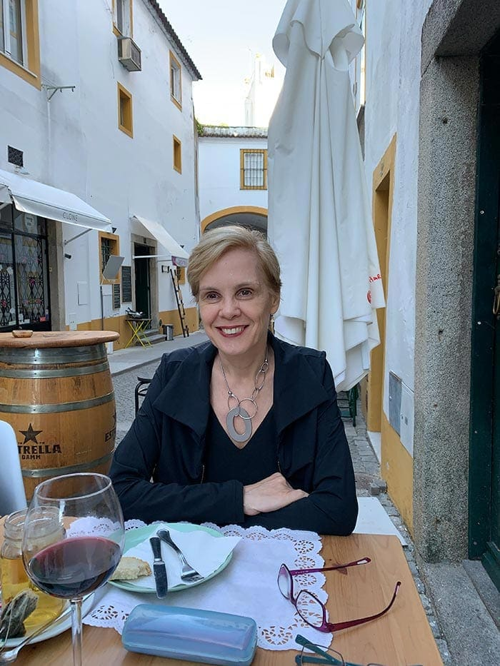 Dining in Evora, Portugal | 40plusstyle.com