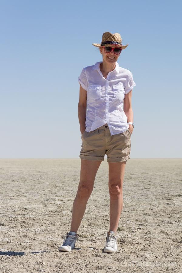 Safari outfit   40plusstyle.com