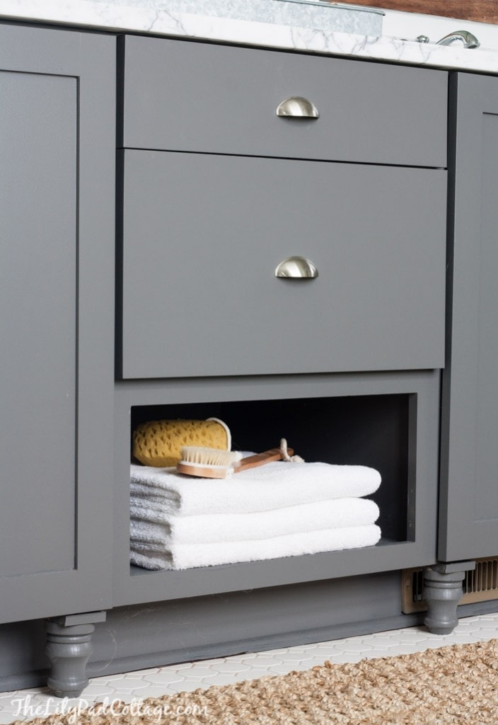 Customizing Builder Grade Cabinets