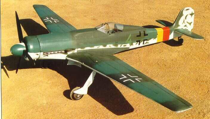 Planta do Arado Ar 96
