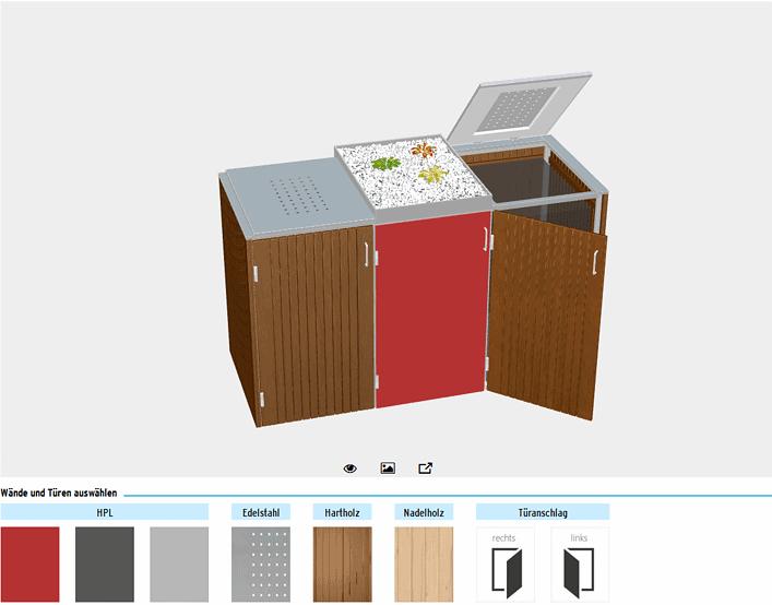 Systematischer Aufbau eines 3D-Konfigurators - ObjectCode GmbH