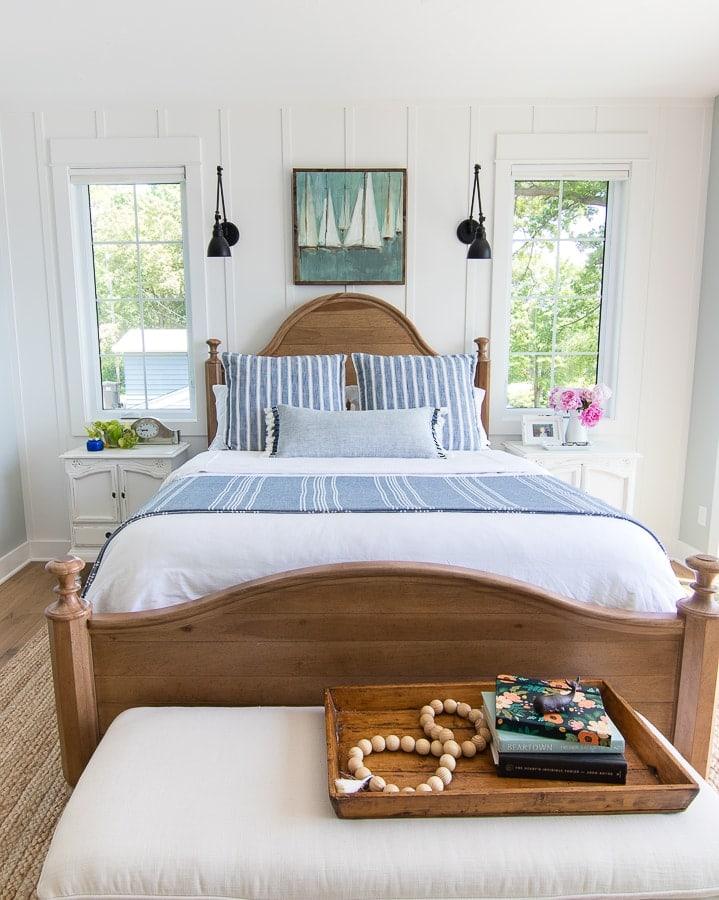 lake house bedding