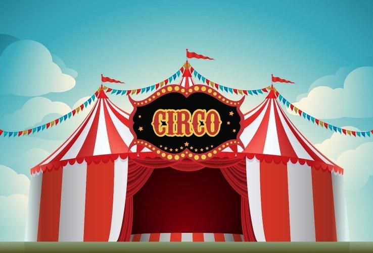 circo planalto