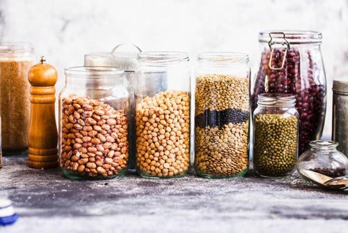 Fillers and Grains