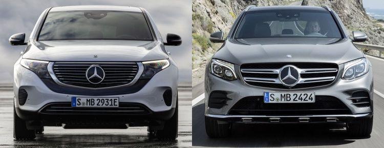 Mercedes GLC EQC sicherste Alarmanlage Nachrüstung in Berlin