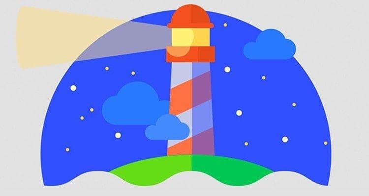 Aumenta la velocità del sito web Google Lighthouse