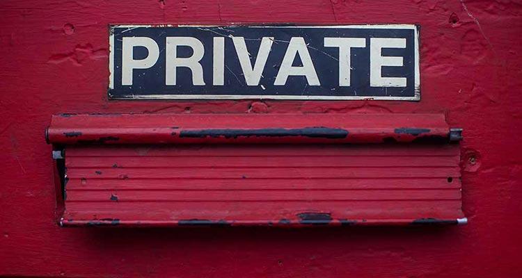 Come proteggere le informazioni personali