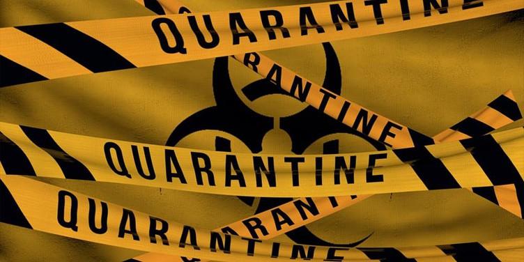 Quarantine slips